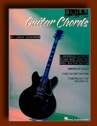 کتاب آکوردهای گیتار – بلوزهایی که می توانید اجرا کنید