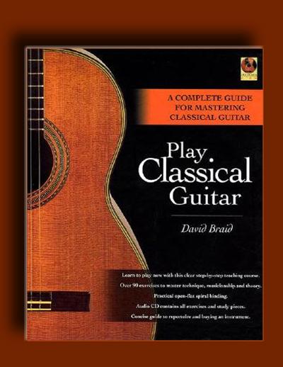 گیتار کلاسیک بنوازید : راهنمای جامعی برای استادی و یادگیری گیتار کلاسیک