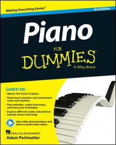 Piano For Dummies - Hal Leonard Corp