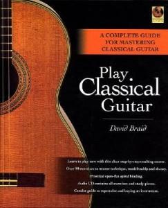 راهنمای جامعی برای استادی و یادگیری گیتار کلاسیک