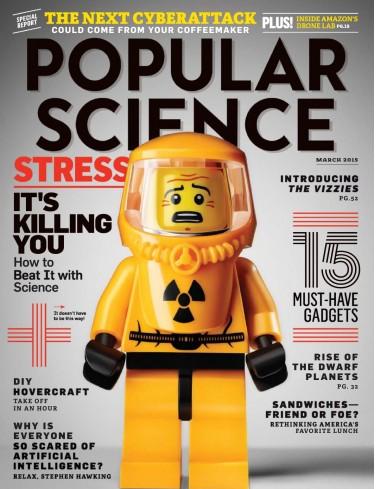 مجله ی Popular Science USA