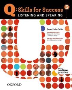 Q-مهارت های موفقیت 5 (Listening و Speaking)