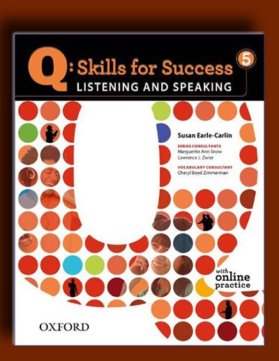 Q: مهارت های موفقیت 5 (Listening و Speaking)